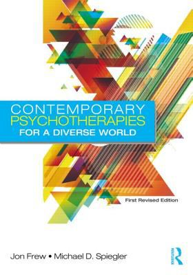 Contemporary Psychotherapies for a Diverse World   2013 edition cover