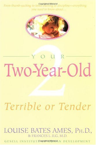 Your Two-Year-Old Terrible or Tender  1976 edition cover