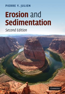 Erosion and Sedimentation  2nd 2010 (Revised) 9780521830386 Front Cover