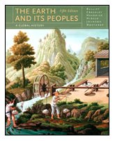 Earth and Its Peoples A Global History 5th 2011 edition cover