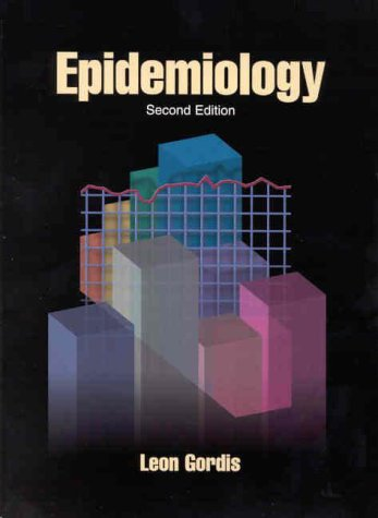 Epidemiology  2nd 2000 edition cover