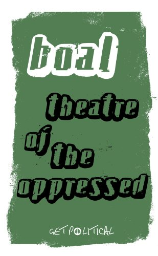 Theatre of the Oppressed (New Edition)   2008 9780745328386 Front Cover