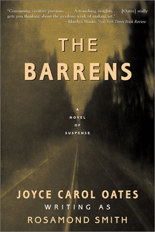 Barrens  N/A edition cover