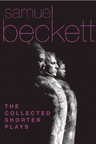 Samuel Beckett - The Collected Shorter Plays  N/A edition cover