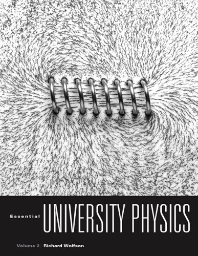 Essential University Physics   2007 edition cover