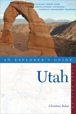 Utah - Explorer's Guide  N/A 9780881507386 Front Cover