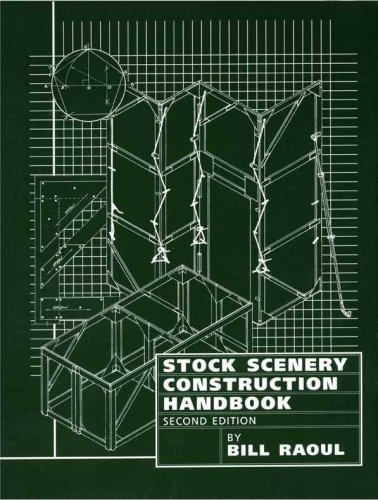 Stock Scenery Construction Handbook  2nd 1999 9780911747386 Front Cover