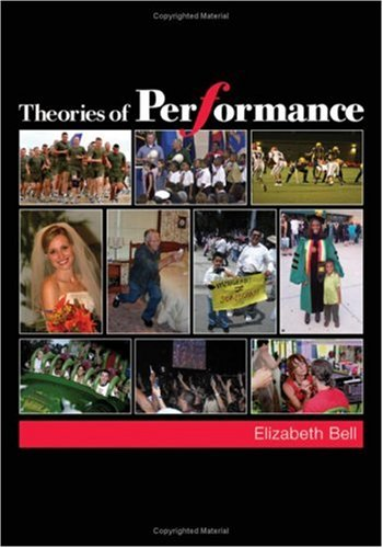 Theories of Performance   2008 edition cover