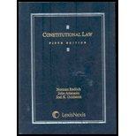 Constitutional Law 4th 2008 edition cover