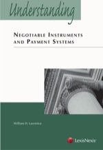 Understanding Negotiable Instruments and Payment Systems 2002  N/A edition cover