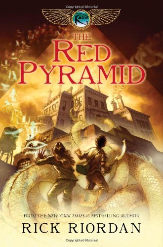 Red Pyramid  N/A 9781423113386 Front Cover