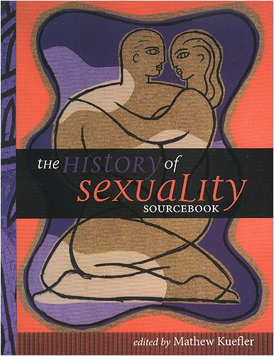 History of Sexuality Sourcebook   2007 edition cover
