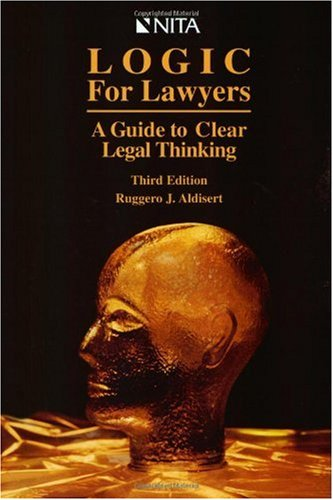 Logic for Lawyers 3rd 1997 edition cover