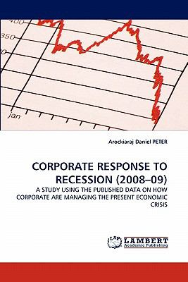 Corporate Response to Recession N/A 9783843351386 Front Cover