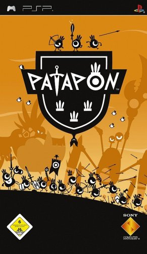 PATAPON Sony PSP artwork