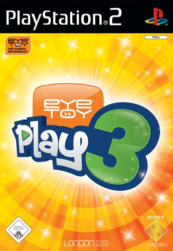 EyeToy: Play 3 inkl. Kamera PlayStation2 artwork