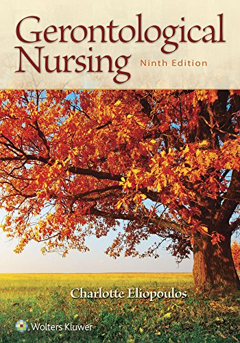 Gerontological Nursing  9th 2018 (Revised) 9780060000387 Front Cover