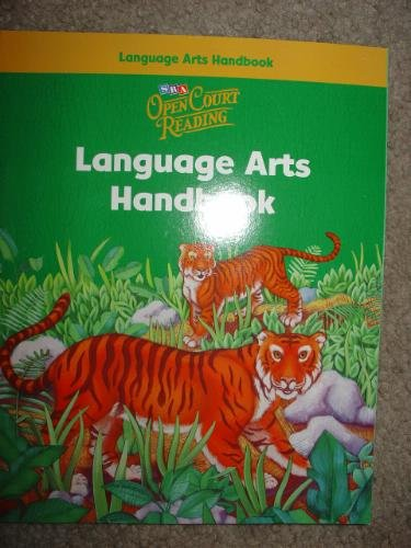 Language Arts Handbook  Student Manual, Study Guide, etc.  9780075695387 Front Cover