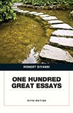 One Hundred Great Essays  5th 2013 9780134053387 Front Cover