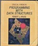Programming with Data Structures Pascal Version N/A 9780137292387 Front Cover