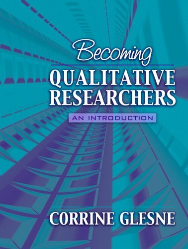 Becoming Qualitative Researchers An Introduction 3rd 2006 (Revised) edition cover