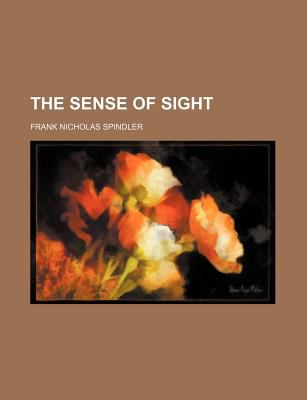 Sense of Sight  N/A edition cover