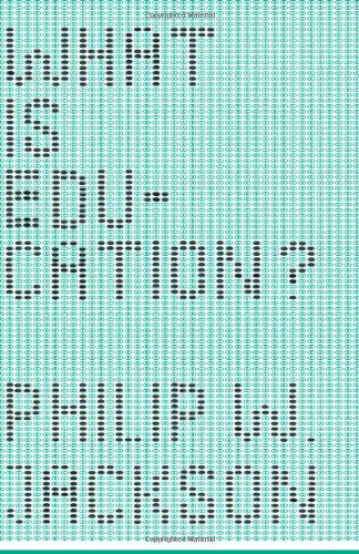 What Is Education?   2012 edition cover