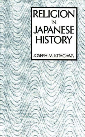 Religion in Japanese History   1990 edition cover