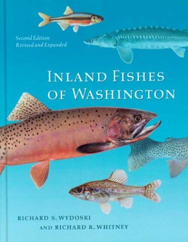 Inland Fishes of Washington  2nd 2003 edition cover