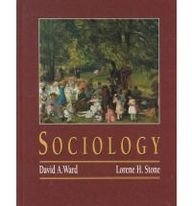 Sociology  1996 9780314064387 Front Cover