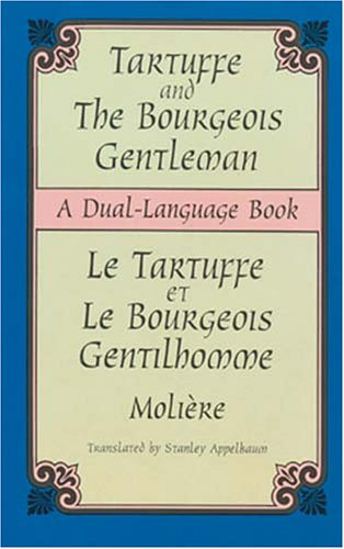 Tartuffe et le Bourgeois Gentilhomme   1998 edition cover