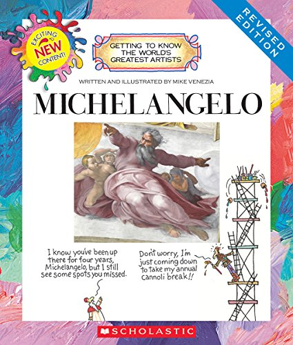 Michelangelo (Revised Edition)   2014 edition cover
