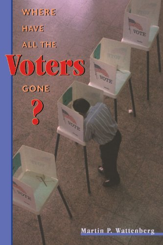 Where Have All the Voters Gone?   2002 edition cover