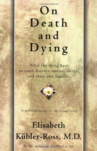 On Death and Dying   1969 edition cover