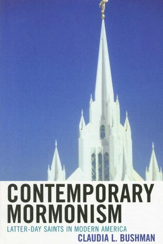 Contemporary Mormonism Latter-Day Saints in Modern America N/A edition cover