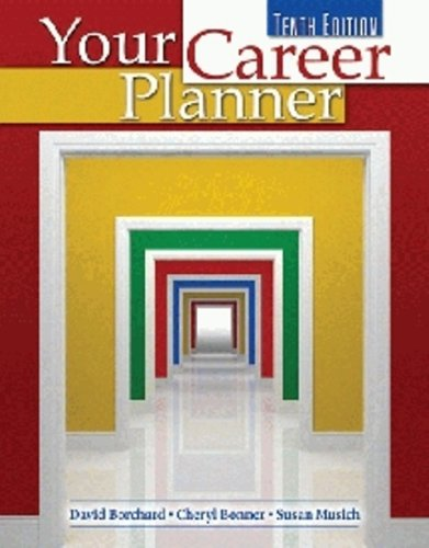 Your Career Planner  10th 2008 (Revised) edition cover
