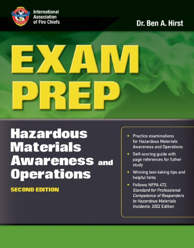 Hazardous Materials Awareness and Operations  2nd 2010 (Revised) edition cover