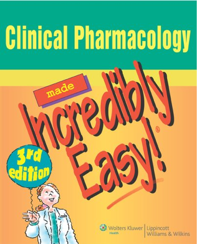 Clinical Pharmacology  3rd 2008 (Revised) edition cover