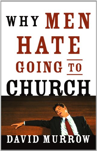 Why Men Hate Going to Church   2005 edition cover