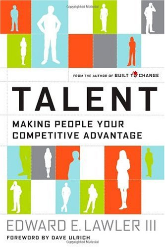 Talent Making People Your Competitive Advantage  2008 edition cover