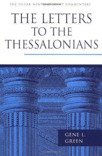 Letters to the Thessalonians   2002 edition cover