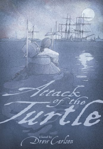 Attack of the Turtle  N/A edition cover