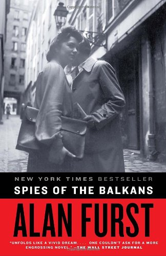Spies of the Balkans  N/A edition cover