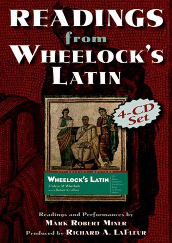 Readings from Wheelock's Latin  6th (Revised) edition cover