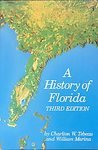 History of Florida 3rd 1999 (Revised) edition cover