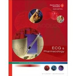 ECG and Pharmacology, Student Workbook  N/A edition cover