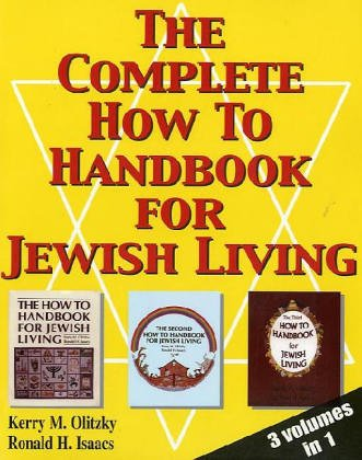 Complete How-To Handbook for Jewish Living 1st 2004 edition cover