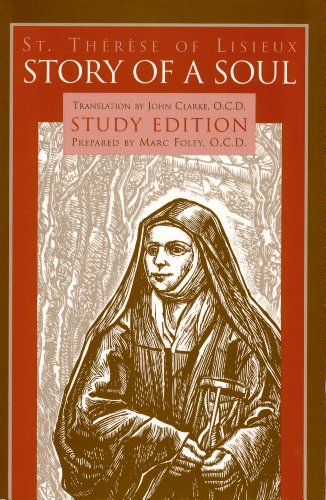 Story of a Soul : The Autobiography of Saint Thérèse of Lisieux  2005 edition cover