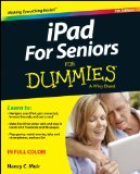 iPad for Seniors for Dummies�  7th 2014 9781118944387 Front Cover
