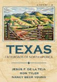 Texas: Crossroads of North America  2015 9781133947387 Front Cover